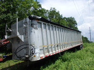 2002 110 Yard East Walking Floor Trailer