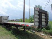 2003 Transcraft Eagle II Spread Axle 48' Aluminum Trailer
