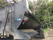 1985 Fruehauf 31 yard Dump Trailer