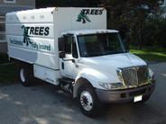 2006 International 4300 30 yard Chip Truck