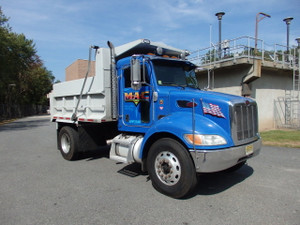 2006 Heavy Duty Peterbilt Single Axle 335 Dump Truck