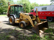 1998 John Deere 310E Backhoe Loader