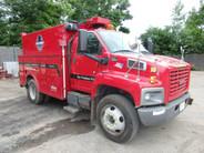 2005 GMC C6500 Utility Truck