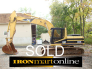 1997 Cat 322BL Excavator 44in Bucket