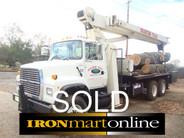 1997 Ford LNT 8000 National 800 C Truck Crane