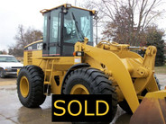 1999 Cat 928G Wheel Loader