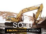 Cat 325L Excavator with Hydraulic Thumb