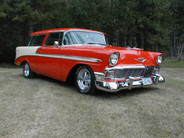 1956 Chevy Nomad Helpful Information You Will Enjoy it..