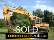 John Deere 790 Excavator