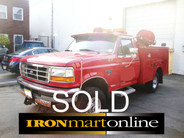 F-350 Service Truck (Sold)