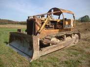 1967 Caterpillar D8H Crawler Tractor used for sale