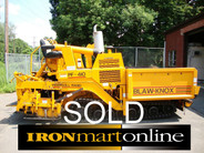 Blaw Knox PF 410 Paver Omni IA Specs used for sale