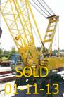 2008 Kobelco CK2000 II 200-Ton Crawler Crane
