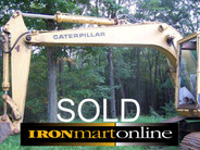 Cat 215 Excavator used for sale