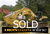 2005 Caterpillar 330CL Excavator