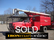 1993 GMC Topkick with Forestry Package