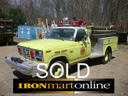 Ford F 350 4x4 Off Road Fire Pumper used for sale