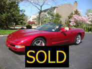 2000 Chevrolet Corvette used for sale