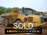 Volvo A30D Articulated Rock Truck (SOLD)