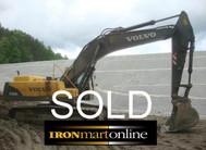 EC460B LC Volvo Excavator (Sold)