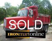 Used 1996 Volvo WG42T Single Axle Dump (Sold)
