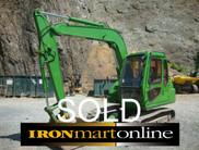 2001 Case 9007B Excavator