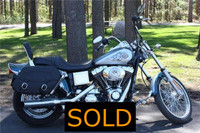 2004 Harley Dyna Wide Glide used for sale