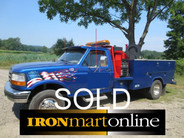 Ford F Super Duty Welder's Truck (Sold)