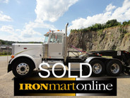 1988 Peterbilt 379 Tandem Axle Longnose Tractor used for sale
