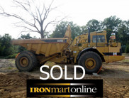 Cat D25D Articulated Dump Truck used for sale
