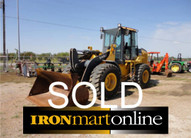 Deere 544J Wheel Loader used for sale