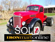 1949 KB 11 International Single Axle Tractor used for sale