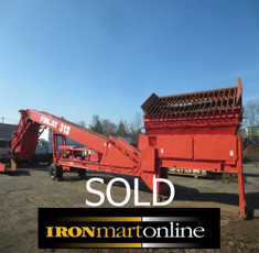 international tractor serial number location tractor repair terex finlay 312c mobile screening plant used for