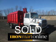 Used Ford LN8000 Chip Truck (Sold)