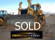 1996 CAT D10R Crawler Tractor used for sale