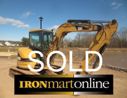 Cat 304 CR Mini Excavator used for sale