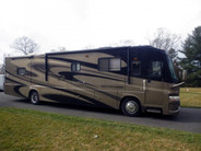 Coachmen/Sportsman Pathfinder 386QS RV with 4 Slide Outs used for sale