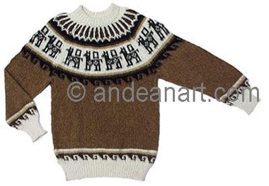 """Juliaca"" Alpaca Sweater - 11262216"