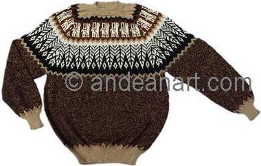 """""""Titicaca"""" Alpaca Sweater - 11262221"""