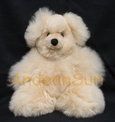 "Small 10"" Alpaca Teddy Bear - US STOCK"