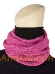 100% Baby Alpaca High Quality Neck Gaiter - Neck Gaitor - US STOCK