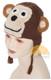 Crochet Children's Animal Hats for Babies / Children - Monkey - 16752225