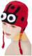 Crochet Children's Animal Hats for Babies / Children - Ladybug - 16752225