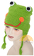 Crochet Children's Animal Hats for Babies / Children - Frog - 16752225