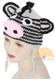 Crochet Children's Animal Hats for Babies / Children - Zebra - 16752225