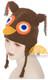 Crochet Children's Animal Hats for Babies / Children - Owl - 16752225