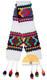 Hand Crocheted Huancavelica Alpaca Scarf for Children - White - 16772211