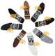 Crew Alpaca Socks with Alpaca Motif for Children - Natural - 16713402