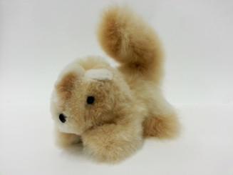 """Alpaca Fur Squirrel 5"""" - Mixed colors - 15961608"""