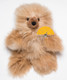 """Chico Bear"" Alpaca Teddy Bear - Beige - 15582001"
